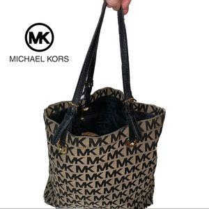 MICHAEL KORS Jet Set Grab Tote Handbag